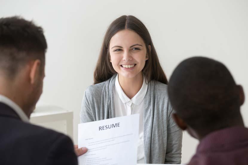 10 tips for new grads seeking their first job