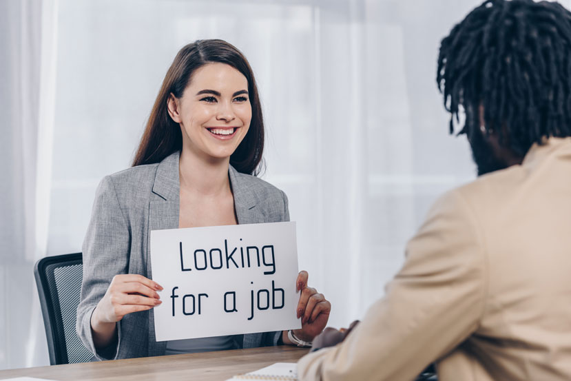 Job Searching? Why Not Use a Recruitment Agency